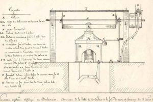 Archive sur la frappe au balancier, Monnaie de Paris